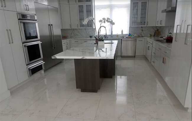 Dolomite, Stoneline Group's marble collection in tile collection.