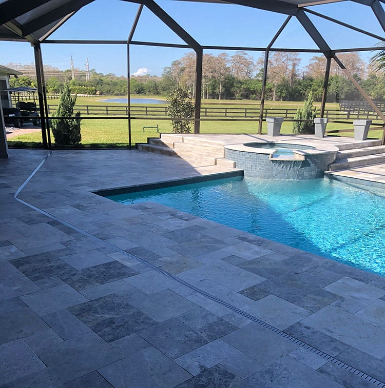 Stoneline-Group-Tundra-Grey-Marble-Marble-Collection-Marble-Coping-Bullnose-Remodel-Eased-Edge-Pool-deck-marble-design-Pictures-2