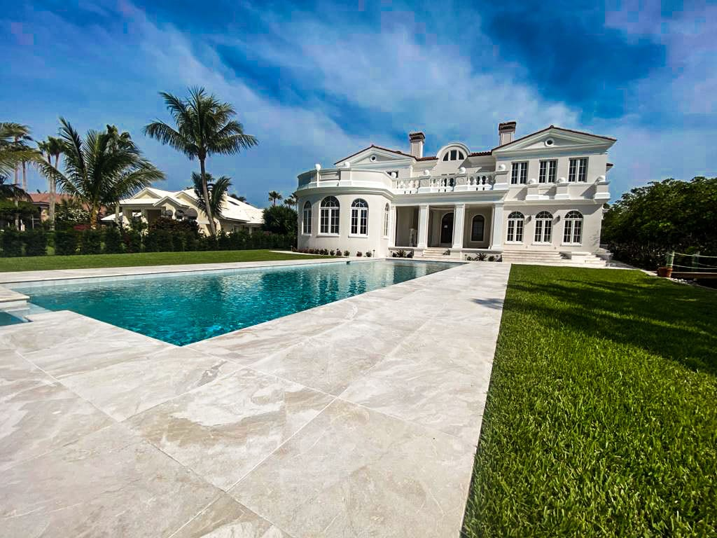 Stoneline-Group-Fantastic-Royal-Marble-Collection-Marble-Leathered-paver-Pool-Deck-Patio-walkway-backyards-design-Pictures