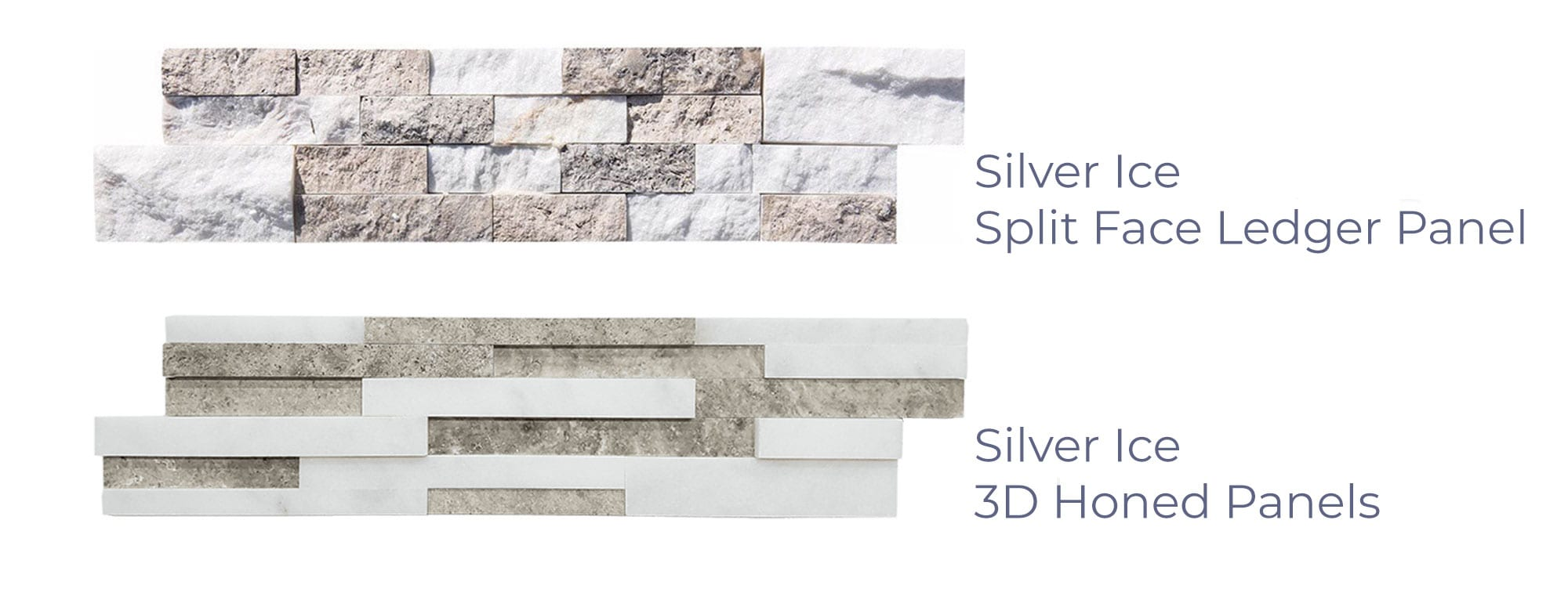 Stoneline-Group-Silver-Ice-Travertine-Marble-Collection-Marble-Veneer-3D-Honed-Split-Face-Panels-Picture