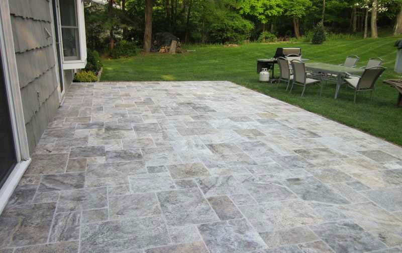Stoneline-Group-Silver-Travertine-Marble-Collection-Marble-Paver-backyards-marble-design-Pictures