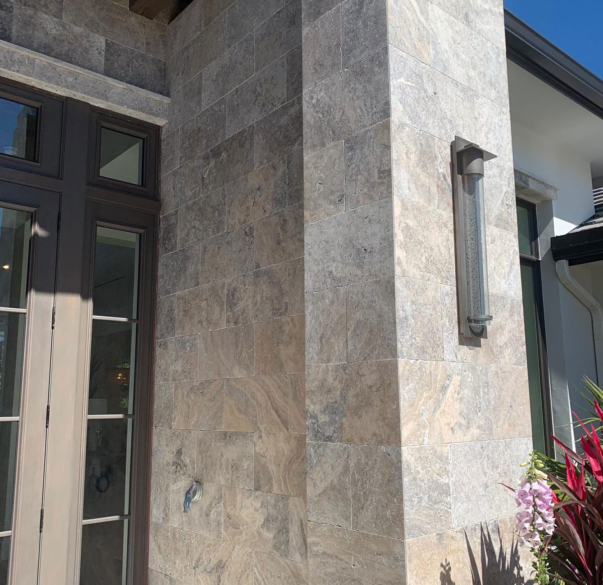 Stoneline-Group-Silver-Travertine-Marble-Collection-Marble-Tile-exterior-wall-marble-design-Pictures