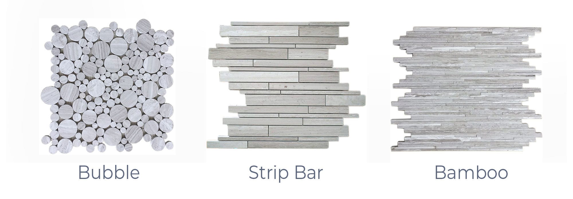 Stoneline-Group-White-Wood-Marble-Collection-Marble-Mosaic-varieties-Bubble-Strip-Bar-Bamboo-Marble-Pictures