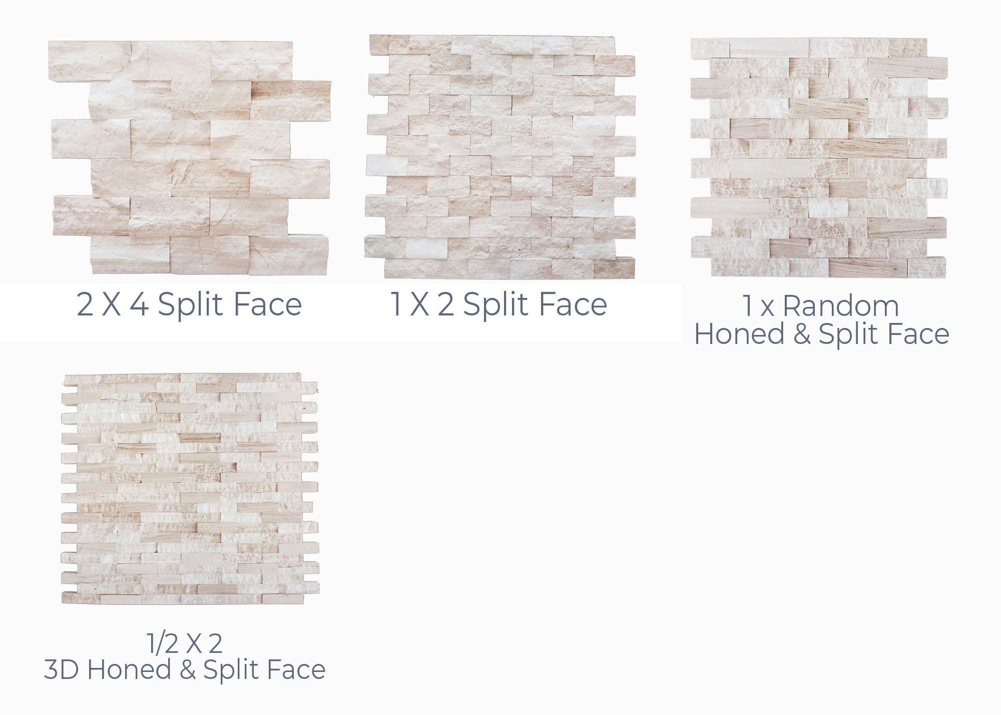 Stoneline-Group-White-Wood-Travertine-Marble-Collection-Marble-Veneer-3D-Honed-Split-Face-Random-Pictures