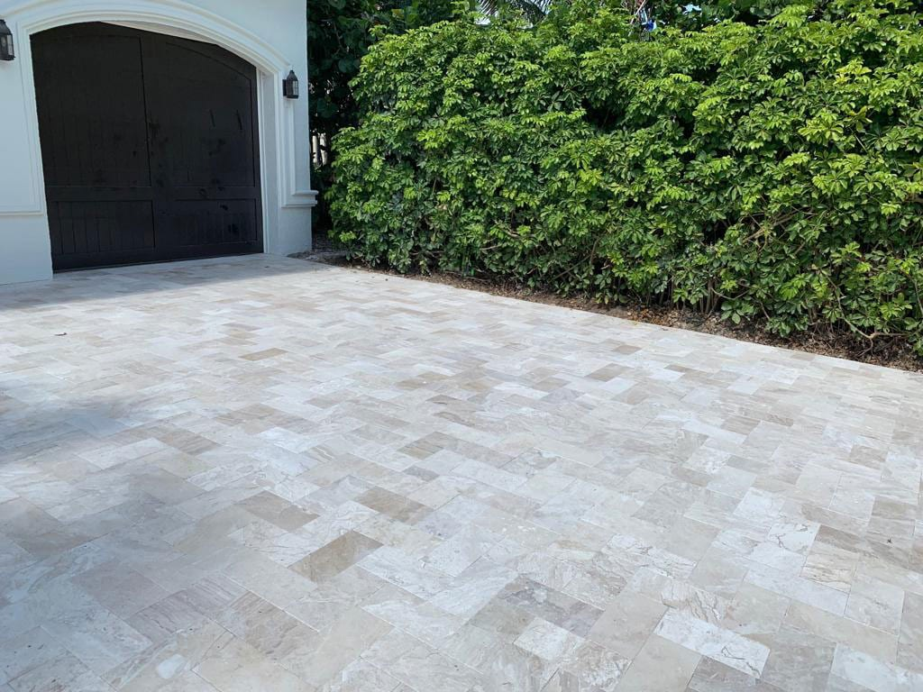 Stoneline-Group-Fantastic-Royal-Marble-Collection-Marble-Tumbled-paver-Patio-walkway-design-Pictures