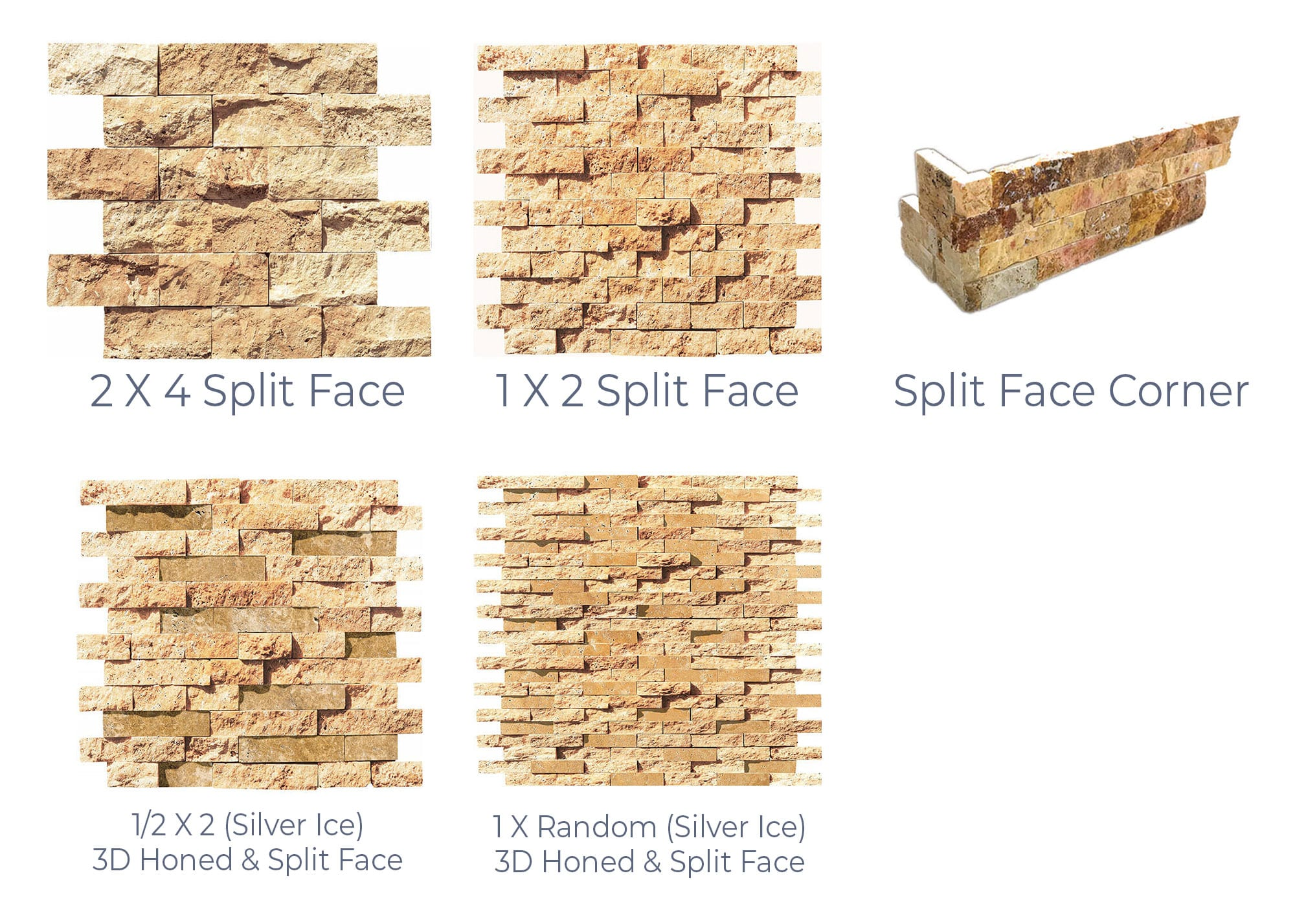Stoneline-Group-Gold-Marble-Collection-Marble-Veneer-3D-Honed-Split-Face-Corner-Pictures