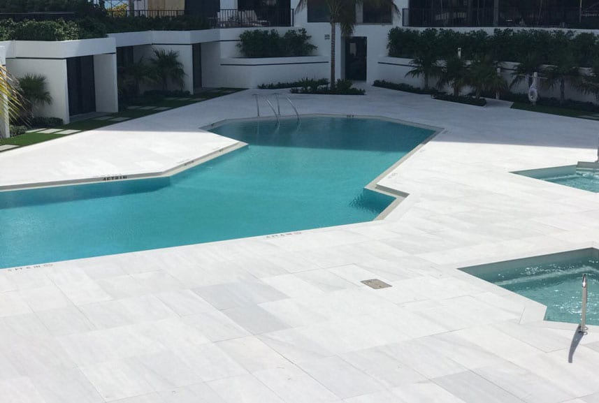 Stoneline-Group-Ice-White-Marble-Collection-Marble-Sand-Blasted-Paver-Pool-deck-backyards-walkway-outdoor-Pictures-1